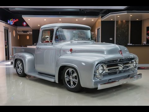 1956 ford f 100 for sale youtube for 1956 ford f100 big window truck for sale