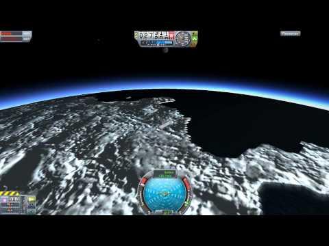 Kerbal Space Program - Crazy Forever Flying Debris (Read Discription)