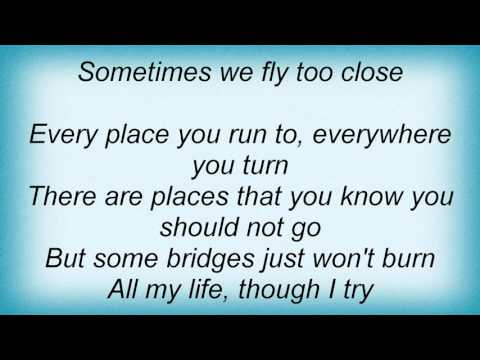 18009 Phil Collins - We Fly So Close Lyrics