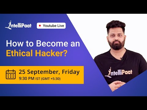 How to Become an Ethical Hacker   Ethical Hacking Career   Ethical Hacker Salary   Intellipaat