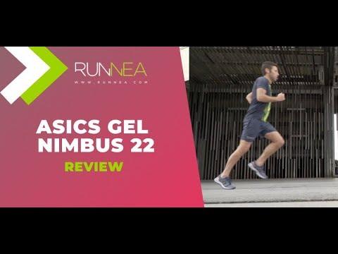 Asics Gel Nimbus 22: Cambio radical, no te pierdas la review