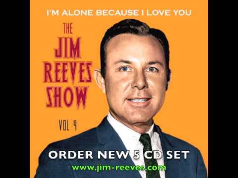 """NEW """"JIM REEVES SHOW"""" 5 CD SET! World Exclusive!"""