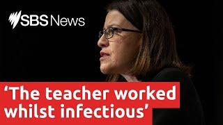 Two teachers among Victorian COVID-19 outbreak I SBS News