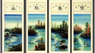春歌 by 何训田 (spring song by he xun tian)
