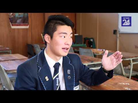Binne vyf jaar het dié Chinees Afrikaans geleer
