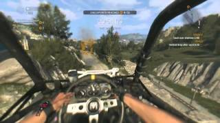 Dying Light: The Following's Co-Op Dune Buggy Racing