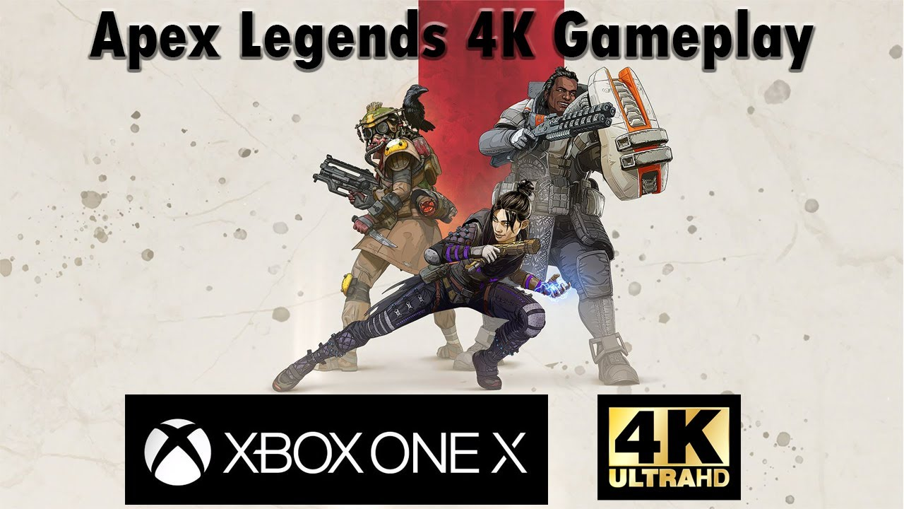 Download Apex Legends Xbox One X 4K Gameplay