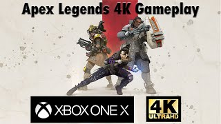 Apex Legends Xbox One X 4K Gameplay