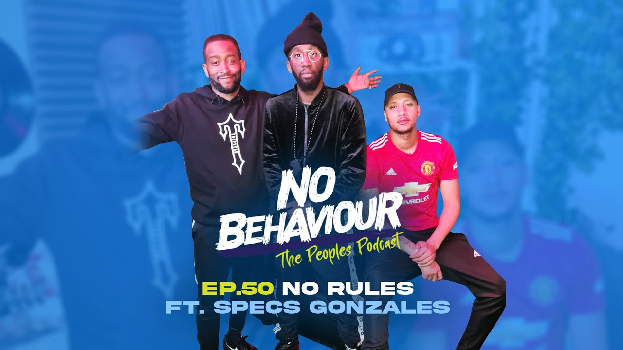 Download No Rules   No Behaviour Podcast EP. 050   Margs & Loons Ft Specs Gonzales