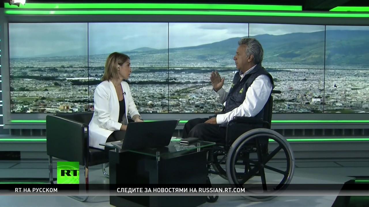 Кандидат в президенты Эквадора: Ассанж не должен вмешиваться в политику дружественных нам стран