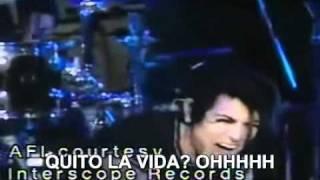 AFI - Miss Murder Subtitulos En Español