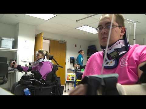 Craig Hospital Admissions Video