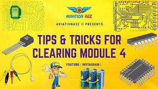 Gambar cover TIPS & TRICKS FOR MODULE 4   AVIATIONA2Z © 