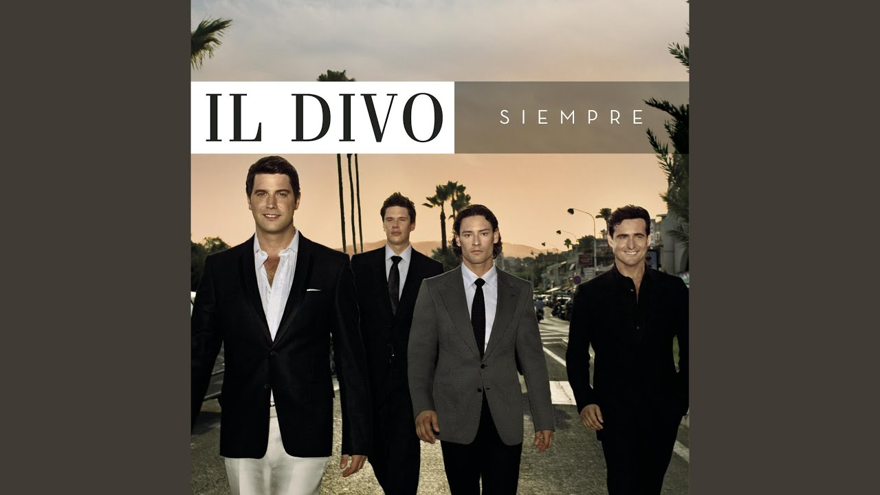 Amor Venme A Buscar (Tell That To My heart) - Il Divo ...