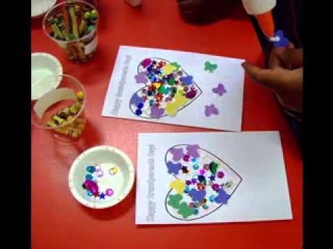 Easy Grandparents Day Crafts For Toddlers