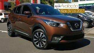 Avaliação | Novo Nissan Kicks Sv 1.6 2017 | Curiosidade Automotiva®