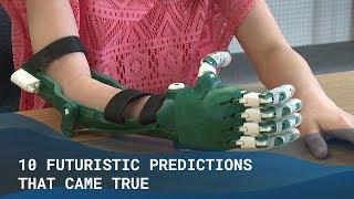 10 Futuristic Predictions That Actually Came True - The Medical Futurist