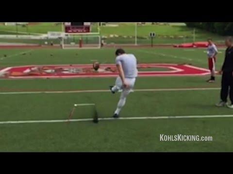 75-Yard Field Goal by High School Kicker Logan Tyler