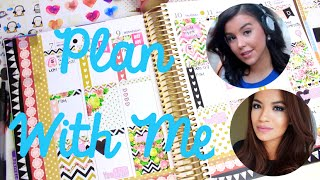 Plan with Me #19 & Storage Idea | Erin Condren | Collab