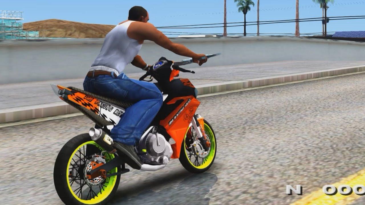 Yamaha Jupiter Mx 135 Roadrace Gta San Andreas 1440p 2 7k Review Youtube