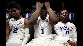 Zion Williamson's last college game