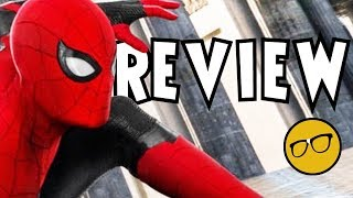 Spider Man Far From Home Review