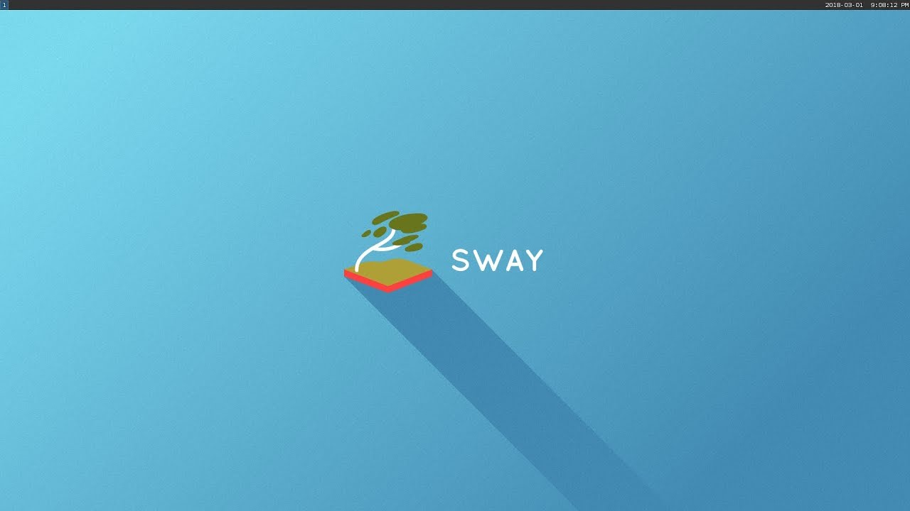 Sway Window Manager for Wayland - Full Compiling Guide (oh, plus a gotcha)  [Non-Monetised]