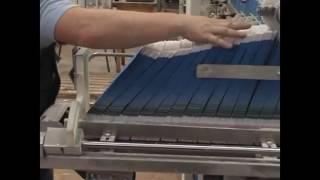 Автомат фасовки муки в готовый бумажный пакет 0,5-3 кг