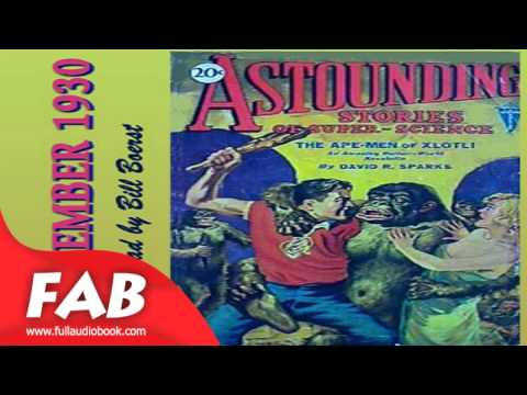 Astounding Stories 12, December 1930 Full Audiobook by Various by Action & Adventure Fiction