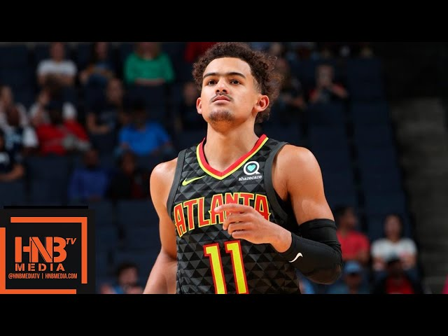 Atlanta Hawks vs Memphis Grizzlies Full Game Highlights | 05.10.2018, NBA Preseason