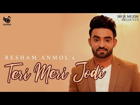 Teri Meri Jodi (Audio) : Resham Anmol | Gupz Sehra | 3BUK Muzik | New Punjabi Song 2018