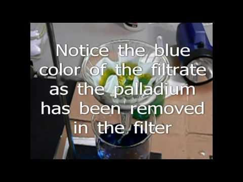 Palladium Refining Silver Refining Dimethylglyoxime DMG
