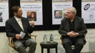 Emanuel Ax: Offstage at Barnes & Noble (1 of 6)
