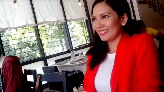 Chynna Ortaleza Talks About