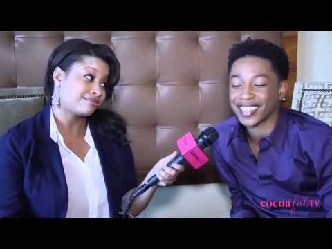 Jacob Latimore Talks Girls, Getting In Trouble w/ Mindless Behavior & Insecurities