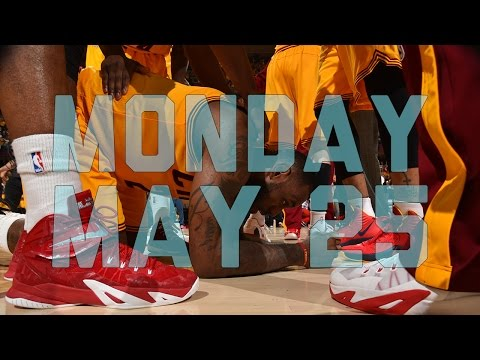 NBA Daily Show: May 25 – The Starters