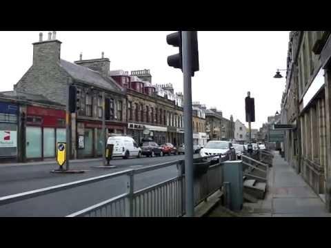 Town Centre, Thurso, Scotland