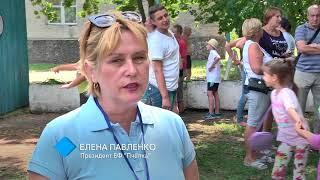 В Одесской области дети, победившие рак, целый день ждали заселения на базу отдыха