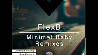 DMR036 - FlexB - Minimal Baby (ReWork Mix) [Digiment Records]