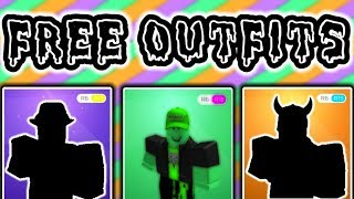 How to get free roblox cool outfits, and legit.