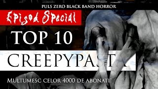TOP 10 CREEPYPASTA