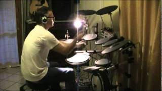 FIORELLO - Il mio canto libero - Punta Ala Live Drum Cover
