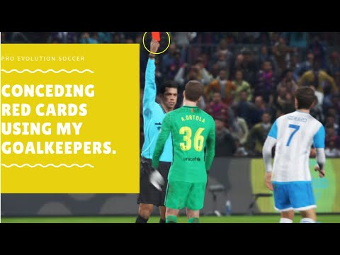 Collecting As Many Red Cards With The Goalkeepers | Gamester Games.