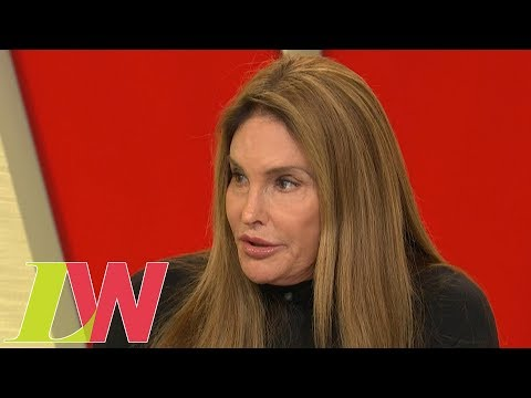 Caitlyn Jenner Talks Frankly About Her Transition | Loose Women thumbnail