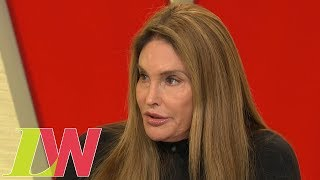 Caitlyn Jenner Talks Frankly About Her Transition | Loose Women