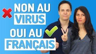 Conseils Contre Le Coronavirus Et Cours De Français