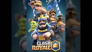 Les jeux par les créateur de clash of clans et clash royal