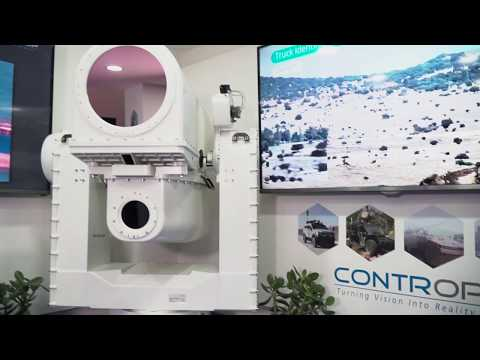 CONTROP DSEI 2019 Day 3 Highlights