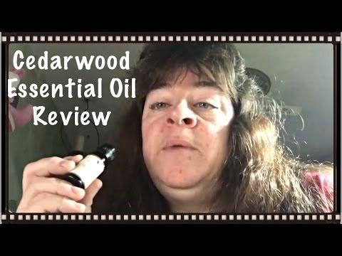 Natural Acres Cedarwood Essential Oil Review