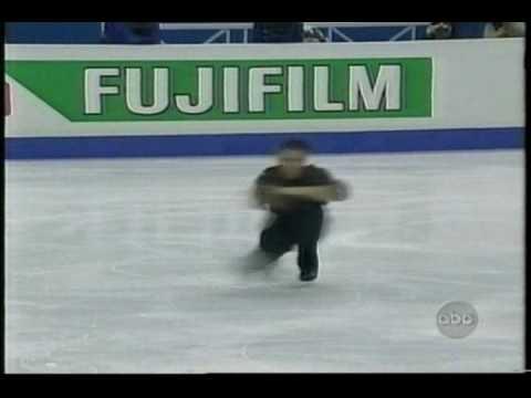 Michael Weiss Short Program - 2000 World Figure Skating Championships